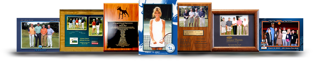 Custom Designed Awards & Plaques