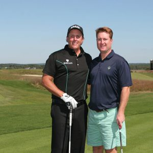 Phil Mickelson - Golf Photography by IPI